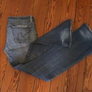 Citizens of humanity Kelli #01 boot cut size 29